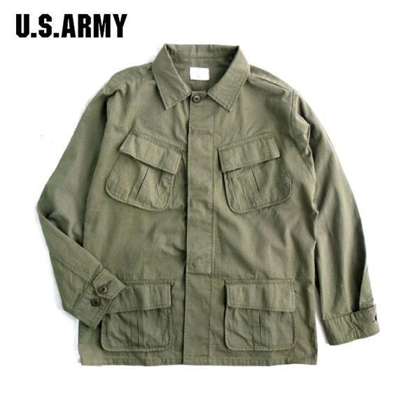 U.S ARMY JUNGLE FATIGUE JACKET/アメリカ陸軍ジャングルファティーグジャケット