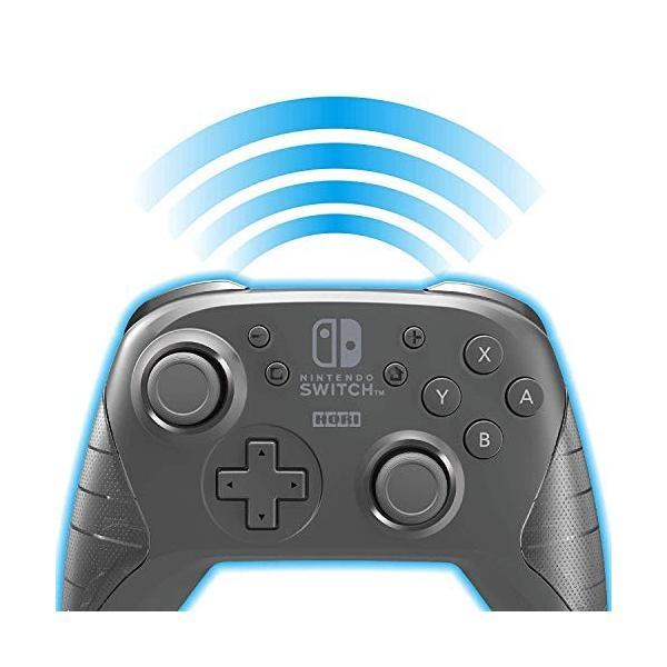 【任天堂ライセンス商品】ワイヤレスホリパッド for Nintendo Switch【Nintendo Switch対応】|freewaylovers|03