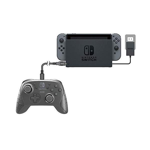 【任天堂ライセンス商品】ワイヤレスホリパッド for Nintendo Switch【Nintendo Switch対応】|freewaylovers|06