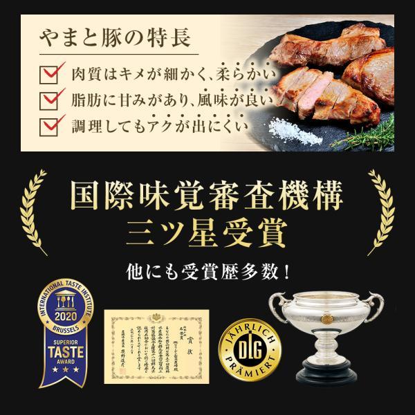 やまと豚肩ロース焼肉用500g |やまと豚 豚肉 やまと 豚 お取り寄せグルメ お取り寄せ グルメ 豚ロース 食品 食べ物  プレゼント ギフト 焼肉|frieden-shop|08