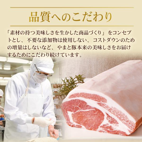 やまと豚 ベーコンブロック350g | [冷蔵] やまと豚 豚肉 やまと 豚 お取り寄せグルメ お取り寄せ グルメ 食品 食べ物 肉 お肉 お惣菜 ギフト 取り寄せ|frieden-shop|16