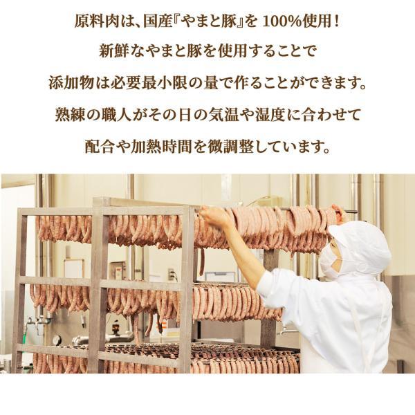 やまと豚 あらびきウインナー 144g   [冷蔵] やまと豚 豚肉 やまと 豚 お取り寄せグルメ お取り寄せ グルメ 食品 食べ物 ウインナー ソーセージ 肉 お肉 お惣菜 frieden-shop 12
