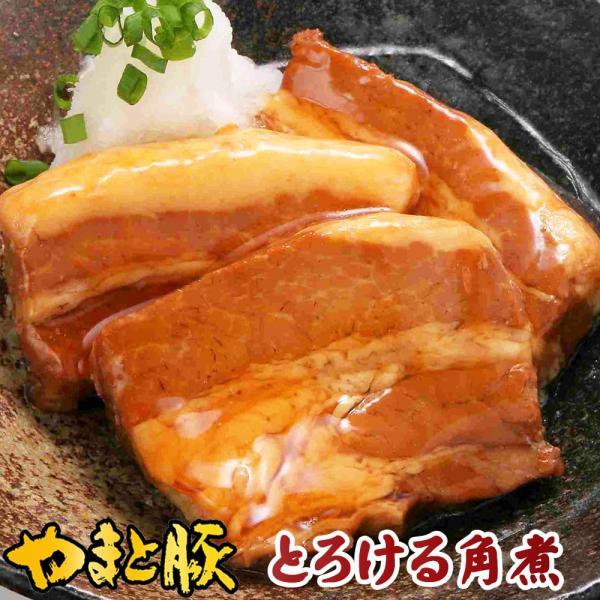 銀座やまと監修やまと豚角煮150g |やまと豚 豚肉 やまと 豚 お取り寄せグルメ お取り寄せ グルメ 食品 食べ物 肉 お肉|frieden-shop
