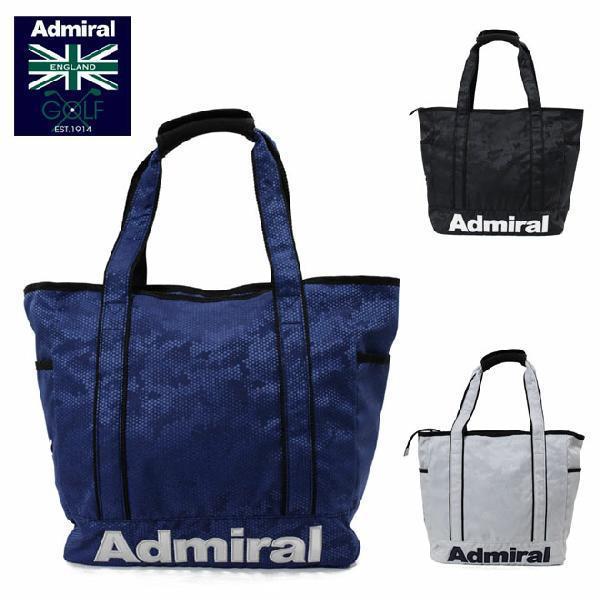 アドミラルゴルフ ジャガード トートバッグ ADMIRAL GOLF ADMZ1AT4 ユニオンジャック メンズ レディース 着替えバッグ ゴルフバッグ