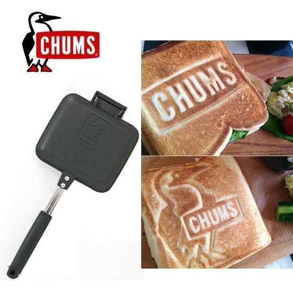 CHUMS ホットサンドイッチクッカー  CH62-1039