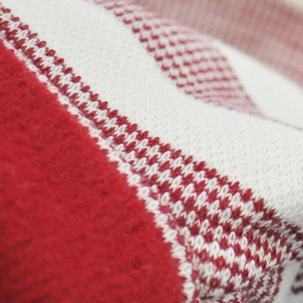 Atelier des F.R.L ジャカードボーダー 衿袖折返し タートルネック長袖|frl-shop|05
