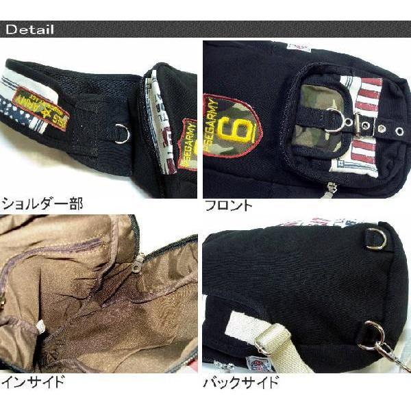 在庫処分セール  訳有り アウトレット アメカジ バッグ メンズ ショルダーボディーバッグ  鞄 /big008
