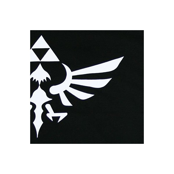Nintendo ゼルダの伝説 紋章tシャツ Black Buyee Buyee Japanese Proxy Service Buy From Japan Bot Online