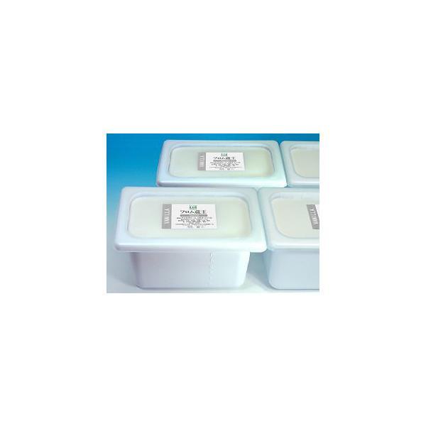 業務用 アイス 4L フロム蔵王バニラアイスクリーム4000ml 4個セット