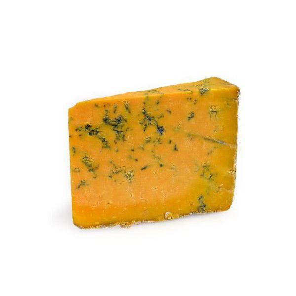 シュロップシャー・ブルー 500g(不定量)【青カビ/ブルーチーズ/イギリス】