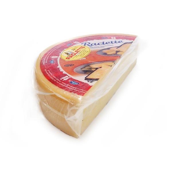 スイス産 ラクレット 1/2カット 2.5kg(不定量)【セミハードタイプチーズ/スイス】