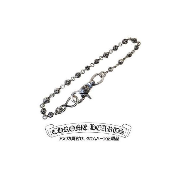 クロムハーツ Chrome Hearts ウォレットチェーン #1 Multi Ball Chain Short 1 clip ナンバーワン マルチボール チェーン ショート ワンクリップ