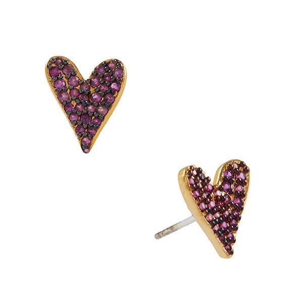 ケイトスペード ピアス Kate Spade Sweetheart Studs Earrings (Pink) スウィートハート スタッズ ピアス(ピンク)