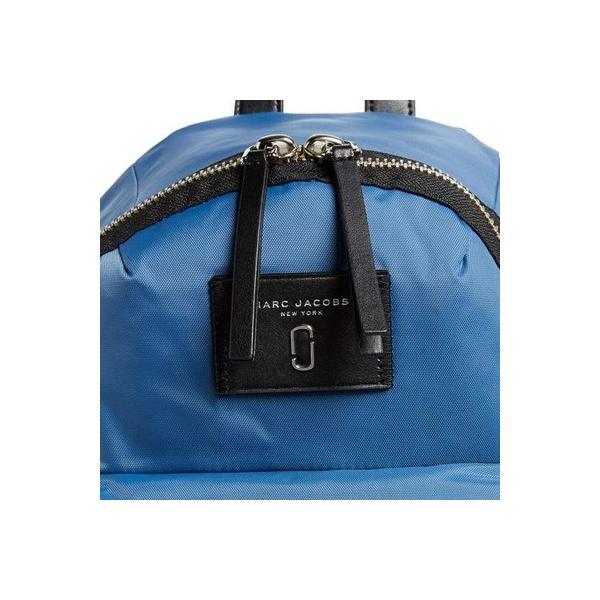 マークジェイコブス バックパック M0012700 MARC JACOBS  Biker Nylon Backpack バイカー ナイロン バックパック/リュック (ビンテージブルー)