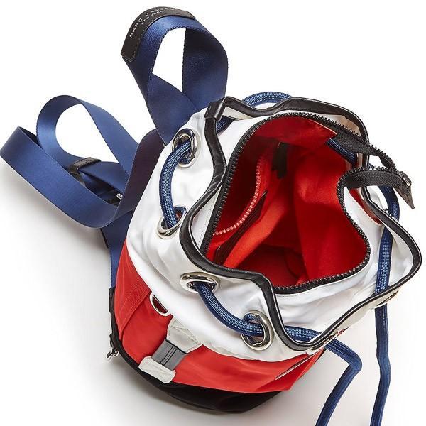 マークジェイコブス バックパック MARC JACOBS  Sport Sling Nylon Backpack (Porcelain Multi) スポーツ スリング ナイロン バックパック (マルチ)