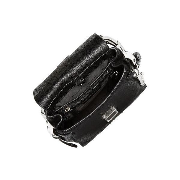 マイケルコース バックパック Michael Michael Kors 30S8SZKB1U Bristol Small Floral Applique Leather Backpack フローラルアップリケ バックパック(ブラック)