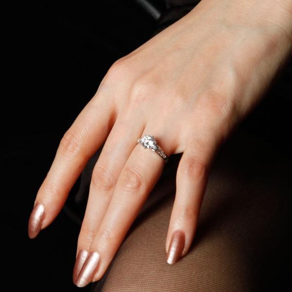 指輪 リング レディース ゴールド クリスマスプレゼント 彼女 嫁 婚約指輪|fromny|13
