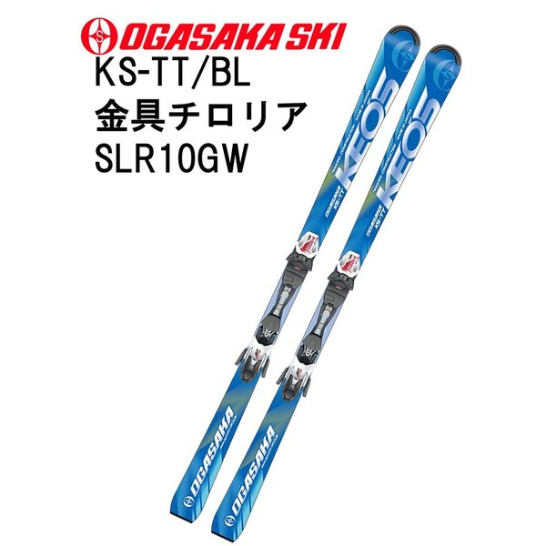KS-TT/BL + チロリア SLR 10 GW WT/BK/RD [2018-2019モデル]