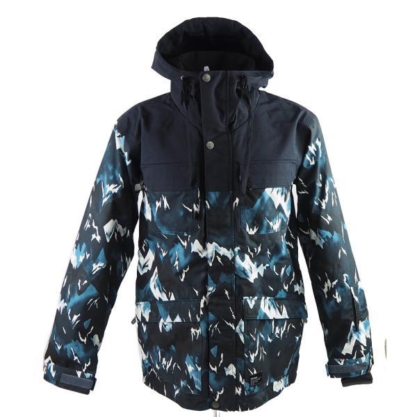 エスティボESTIVOスノーボードジャケット「MOUNTAIN CAMO JKT」NR EVM1602
