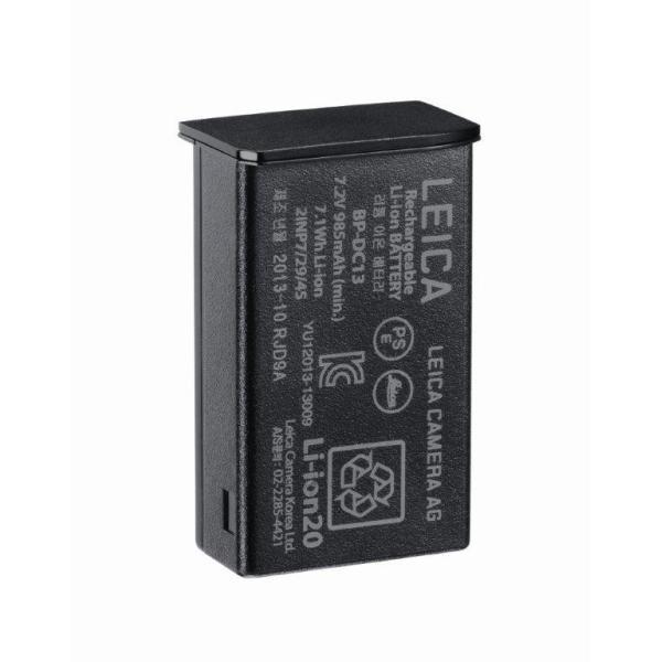 Leica (ライカ) BP-DC13 リチウムイオン・バッテリー ブラック
