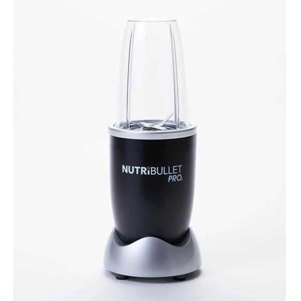 NUTRIBULLET ニュートリブレッドプロ メタリックブラック JTN01MB|ftk-tsutayaelectrics