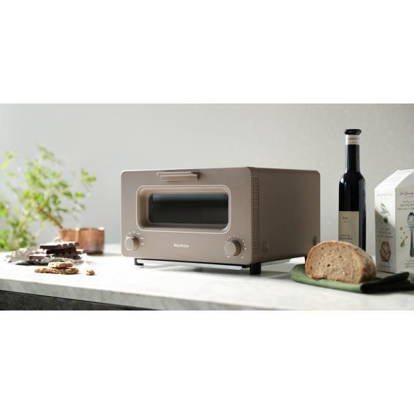 BALMUDA The Toaster(バルミューダ ザ・トースター)/ショコラ/K01E-CW|ftk-tsutayaelectrics|03