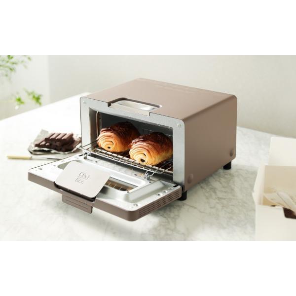BALMUDA The Toaster(バルミューダ ザ・トースター)/ショコラ/K01E-CW|ftk-tsutayaelectrics|04