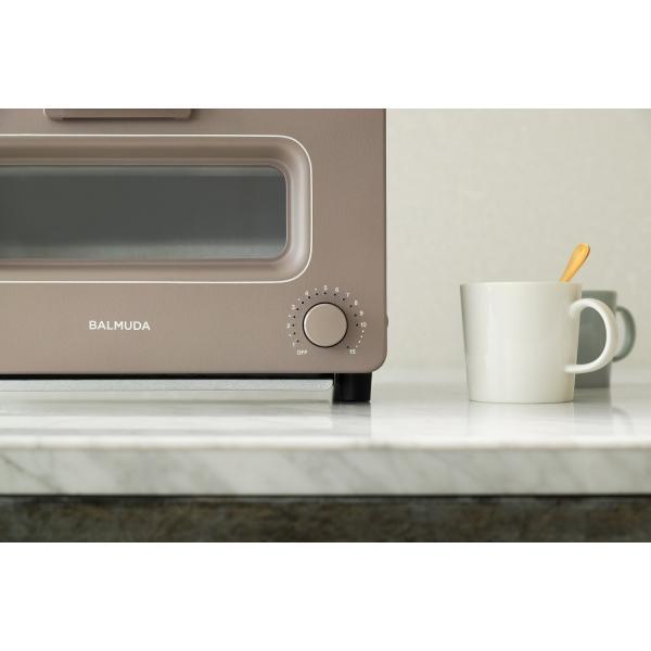 BALMUDA The Toaster(バルミューダ ザ・トースター)/ショコラ/K01E-CW|ftk-tsutayaelectrics|05