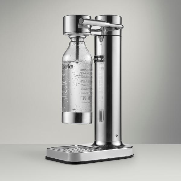 aarke アールケ 炭酸水ガスソーダマシーン CARBONATOR 2 カーボネーター2 スチール|ftk-tsutayaelectrics|02