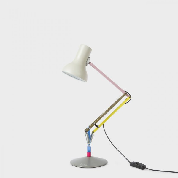 RoomClip商品情報 - 【数量限定】Anglepoise(R) + Paul Smith Type75(TM) Mini Desk Lamp Edition 1(パステルカラーコンビネーション)