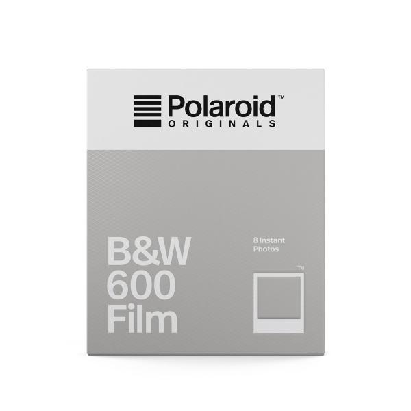 【Polaroid】Film for 600 Color/B&W ポラロイド フィルム カラー/ブラック&ホワイト