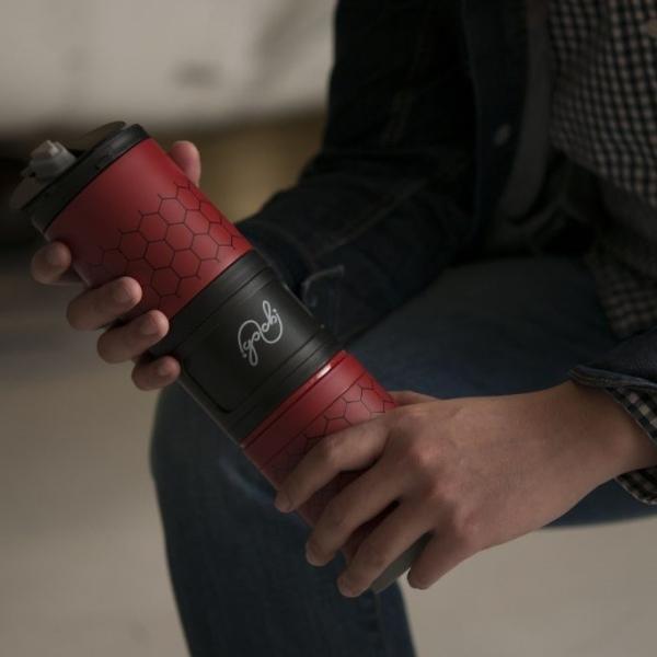 [正規品]真空断熱4WAYボトル『Golchi(ゴルチ)』/洗いやすいセパレート設計・飲みやすい広い飲み口/マグボトル(アクア)|fttrade-store|10