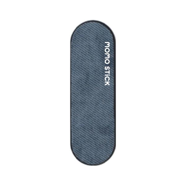 MOMO STICK(モモスティック)次世代型スマートフォンバンド/スマホリング/マルチバンド[正規品] (デニム・ネイビー) fttrade-store