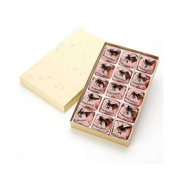 チョコ生クリーきんとんセット15個入 (ギフト箱)