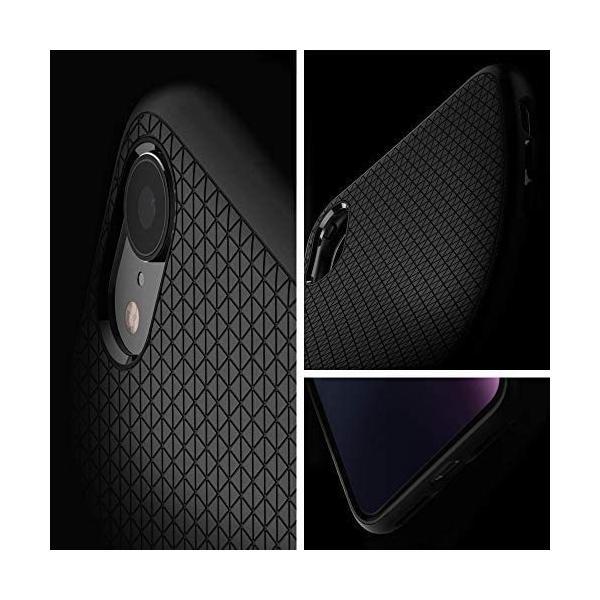 iPhone XR/マット・ブラック スマホケース iPhone XR ケース 6.1|fubuki|04