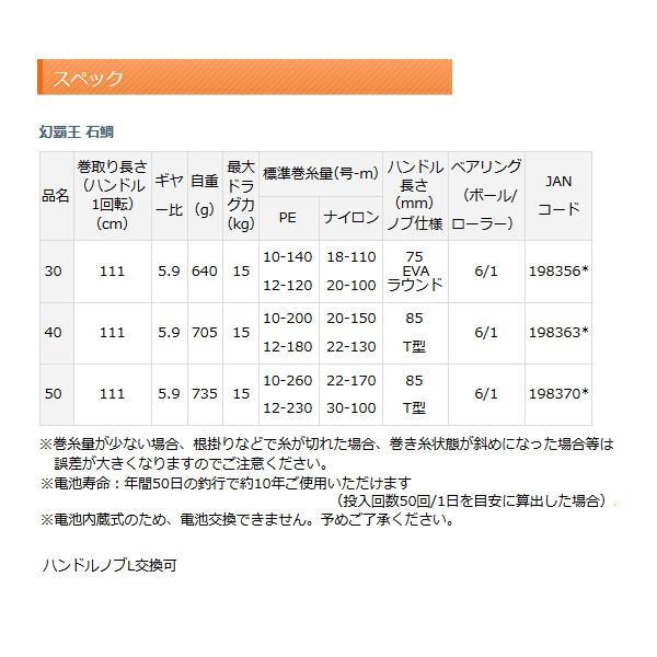ダイワ  幻覇王 ( げんぱおう ) 石鯛  30  両軸リール  *7  ! 6/27