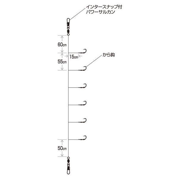 ハヤブサ  SS421  落し込みスペシャル ホロフラッシュアピール  12号-12-12  ( 10個セット )  青物 ヒラメ マゴチ 船用  ( 定形外可 ) 