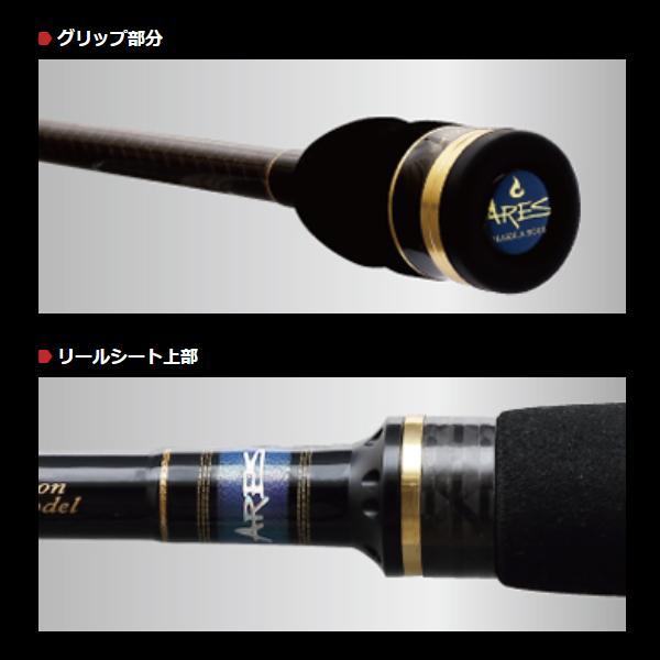宇崎日新 ( アレスシリーズ )  ドリームス 夢墨 トルザイト RV  DRYT-RV803L  ロッド  エギ竿  !