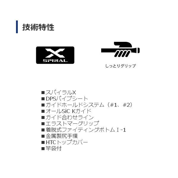≪'17年3月新商品!≫ シマノ ボトムキング G480 〔仕舞寸法 113.3cm〕 【保証書付】