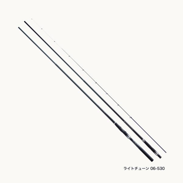 ≪'18年3月新商品!≫ シマノ 鱗海 マスターチューン 1号 530 〔仕舞寸法 114.8cm〕  【保証書付】
