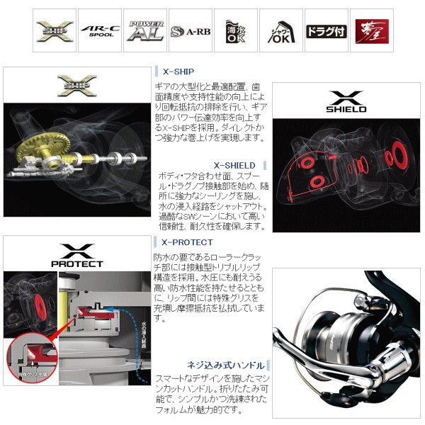 ≪新商品!≫ シマノ スフェロス SW 8000HG