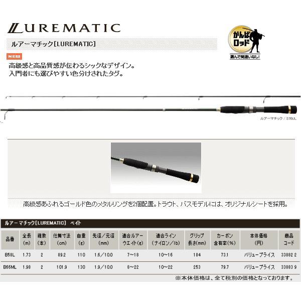 ≪新製品!≫ シマノ ルアーマチック S80L (スピニング)