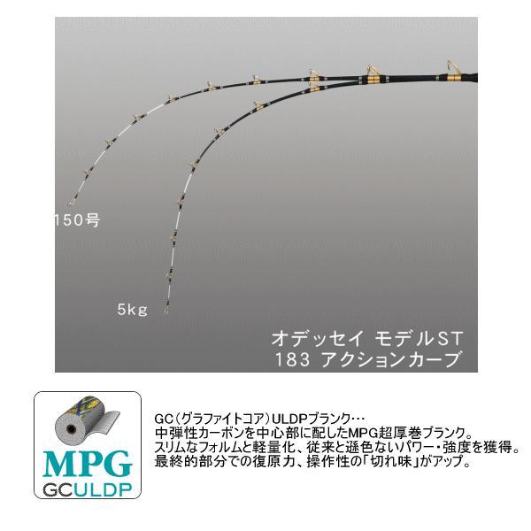アルファタックル(alpha tackle) MPG オデッセイ モデルST(スタンダップモデル) 183〔仕舞寸法 180cm〕 【大型商品1/代引不可】