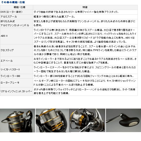 ≪'16年3月新商品!≫ ダイワ EM MS 2004H