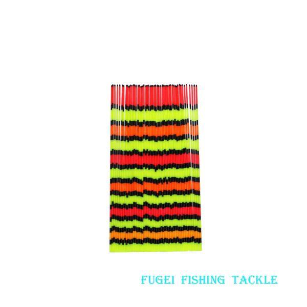 釣具 色塗り パイプトップ 10本 全長約14cm 径1.4-0.9mm ヘラブナ釣へら浮き ウキ DIY用素材 H23coltop1409mm140