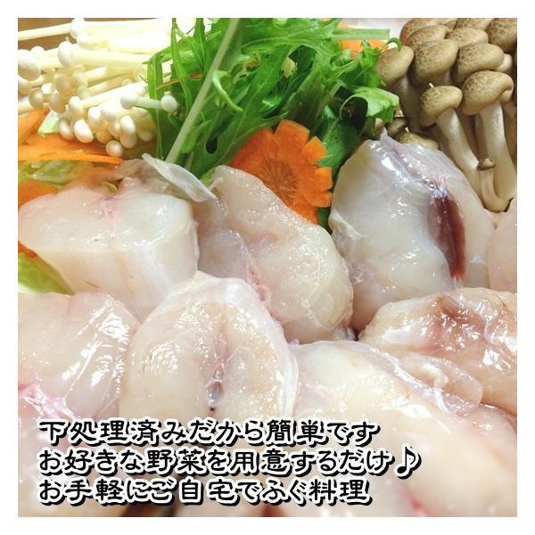 【愛知県産】鍋用天然さばふぐ(3〜4人前)|fugu|02