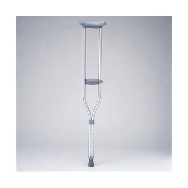 松葉杖 HC2082(全長1320〜1520mm)高身長用 1本【お取り寄せ】【郵便NG】