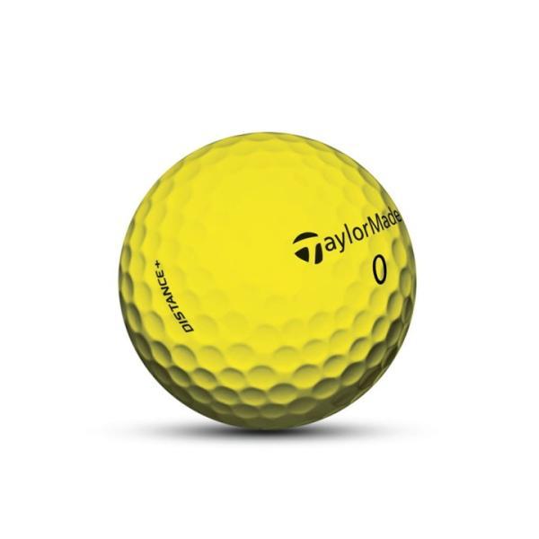 テーラーメイド ディスタンス プラス ゴルフボール 1ダース(12球入り) US仕様【ゆうパケット不可】|fujico|06