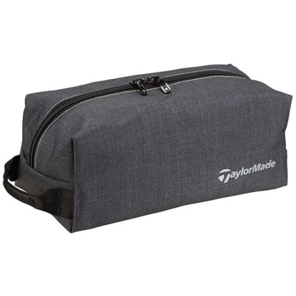 2018 テーラーメイド プレーヤーズ シューズバッグ N6536201 US仕様 TaylorMade Players Shoe Bag シューズケース「あすつく対応」