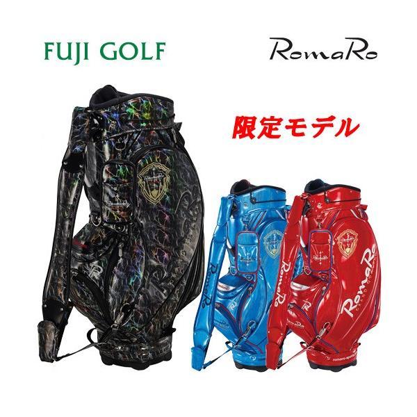ゴルフ キャディバッグ 数量限定 RomaRo ロマロ PRO MODEL PREMIUM CADDIE BAG 9.5 プロモデル プレミアム キャディバッグ 2019年モデル fujigolf-kyoto